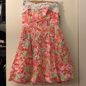 Fun Lilly Pulitzer dress